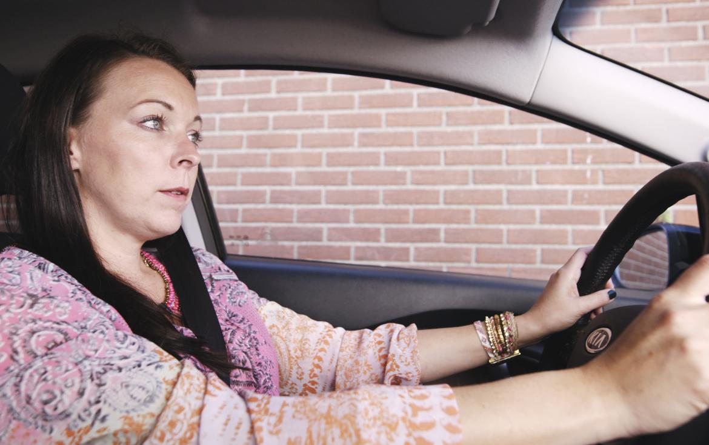 Bilulykka bar med seg mer enn fysiske skader og fortsatt er det litt skummelt for Hege å kjøre bil.